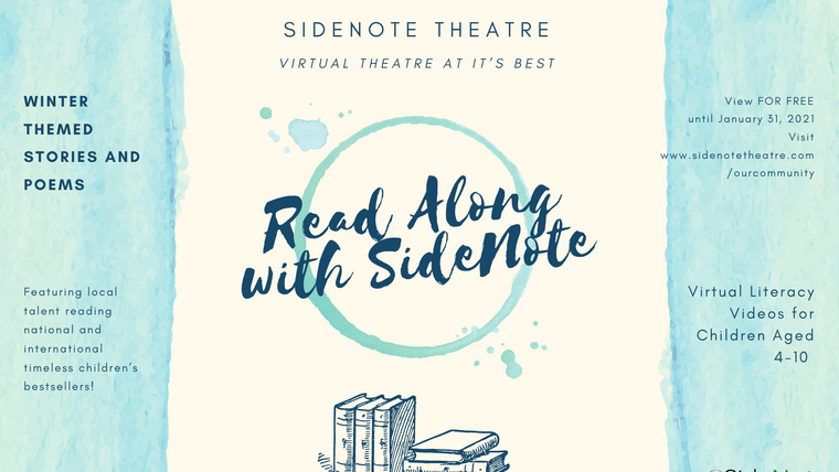 Read Along with SideNote; Series #1, Episodes 1-6