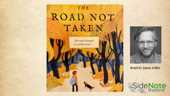 S1. E2. The Road Not Taken by Robert Frost with illustrations by Vivian Mineker