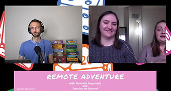 Discussion with Game Designer Danielle Reynolds and Educator Jessa McDannel