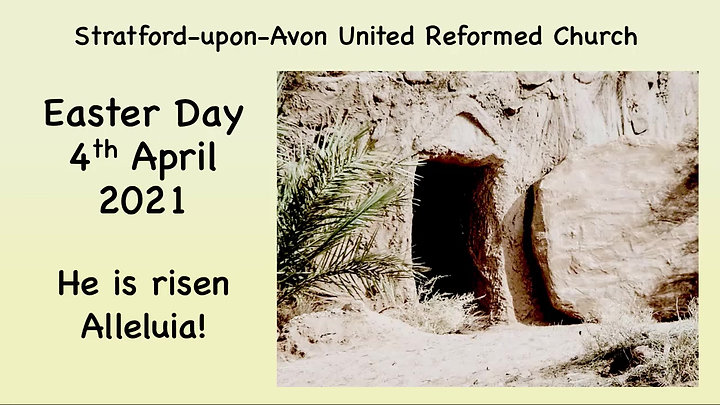 Easter Day 4th April 2021