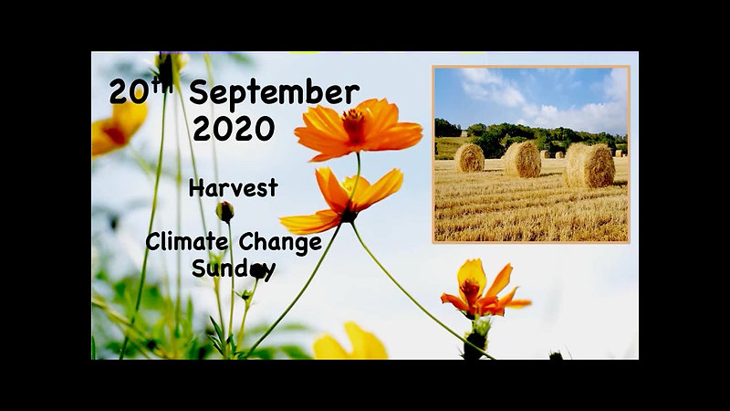 Service 20th September 2020
