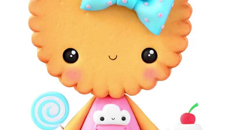 Лепим Cookie (Kawaii)