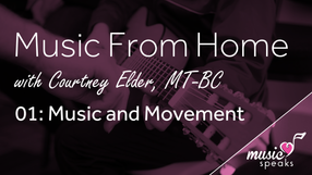 Music & Movement - Music From Home 01