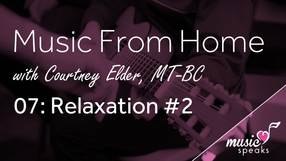 Relaxation #2 - Music From Home 07
