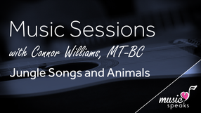 Jungle Songs & Animals - Music w/ Connor