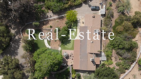 Real-Estate Drone Video