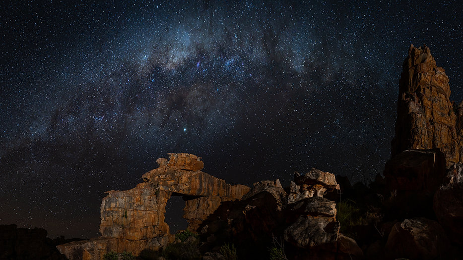 Photography in the Cederberg
