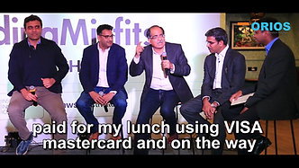 Sharad Sharma, Co-Founder of iSpirt, talks about UPI
