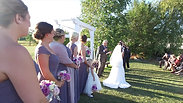 Kayla & Eric Nelson's Dell-Lea Wedding