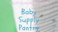 South Grandville Reformed Church Baby Pantry