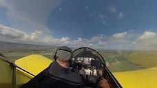 Enjoying a day off in my Sonex Aircraft