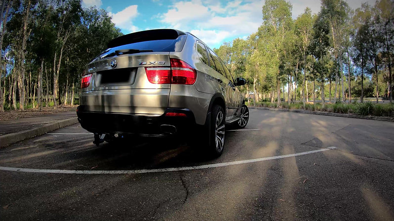 BMW X5 4.8 E70 - Stage 1+ Crackle Map - Magnaflow Mufflers