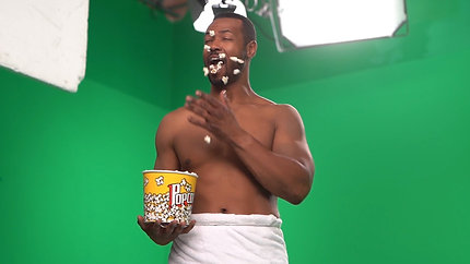 Old Spice \\ Behind The Scenes