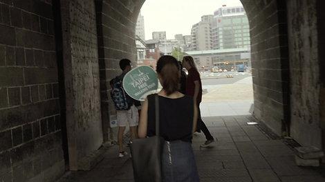 台北英語步行導覽