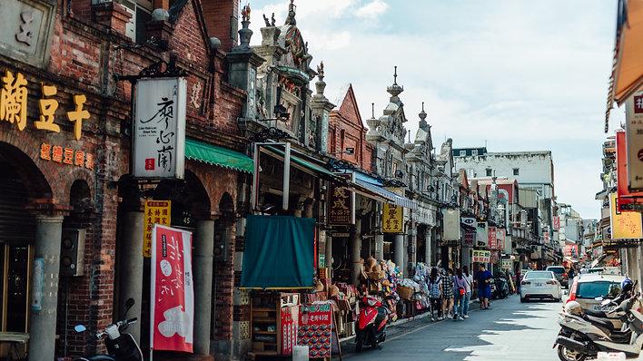 Taoyuan Daxi Free Walking Tour
