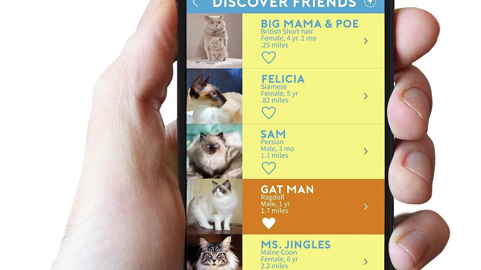 Pawsitive - App Promo