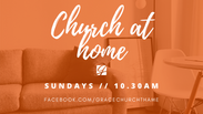 Church at Home | Sunday 29th March 2020