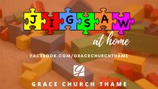 Jigsaw at Home | 21st April | Noah