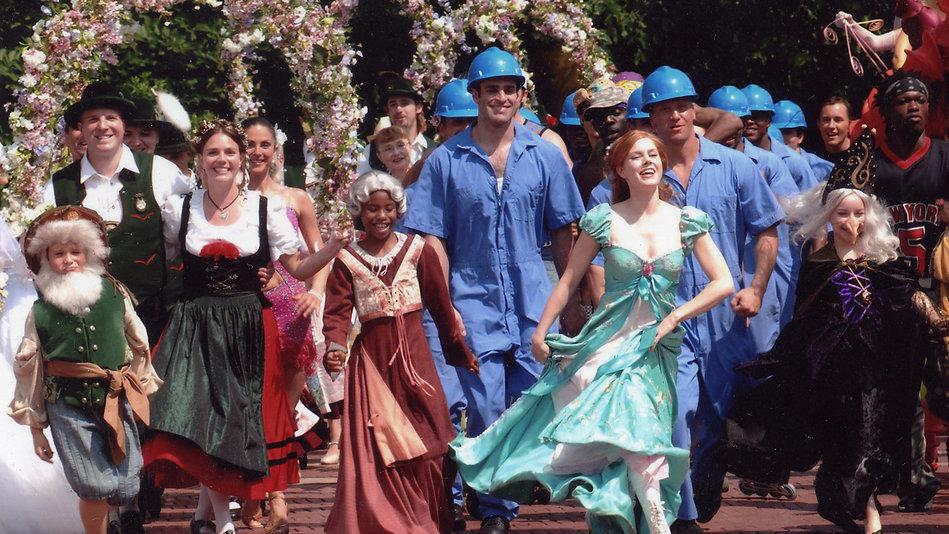 Enchanted Movie Trailer