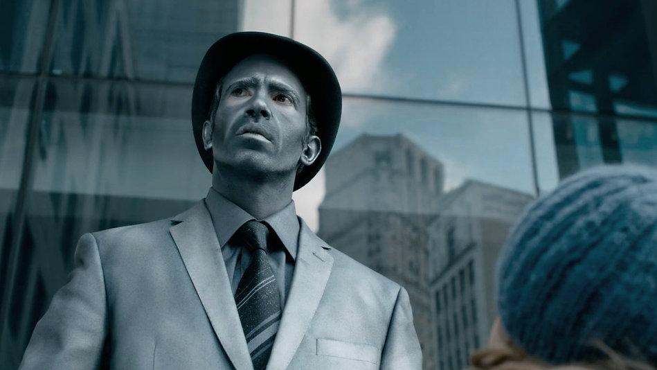 The Giant Mechanical Man Official Trailer - Jenna Fischer, Topher Grace Movie (2012) HD