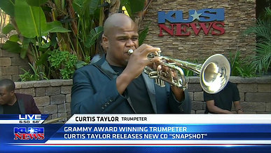 """Heightened Awareness"" - Curtis Taylor Quartet Live on KUSI"