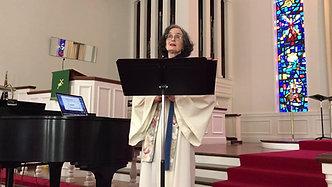 Come Ye Blessed - Lora Sullivan, soprano