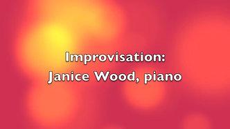 Potomac UMC - Improvisation Janice Wood, piano