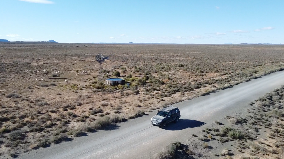 The SA Adventure Karoo Two Off-Road Tour  Baviaanskloof and the Swartberg Pass