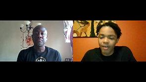 Khalil Lullah Interviews a Delta and Alpha