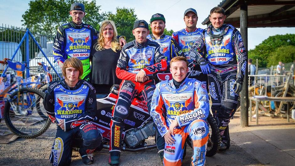 Isle of Wight 'Wightlink' Warriors 2019 Season
