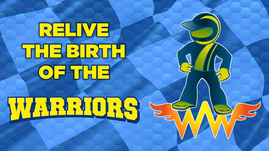 Isle of Wight Warriors Birth of the Warriors