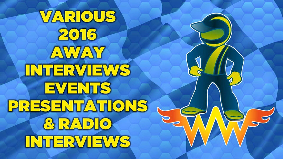 Isle of Wight Warriors 2016 Various Videos
