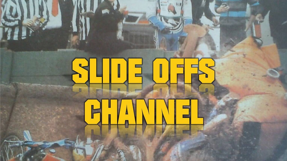 Brendan Johnson Retired Slide Offs Channel