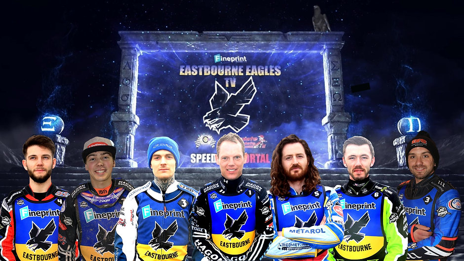 Eastbourne Eagles 2019 Channel