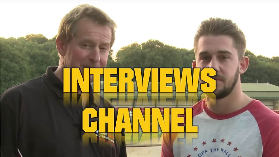 Brendan Johnson Retired Interviews Channel
