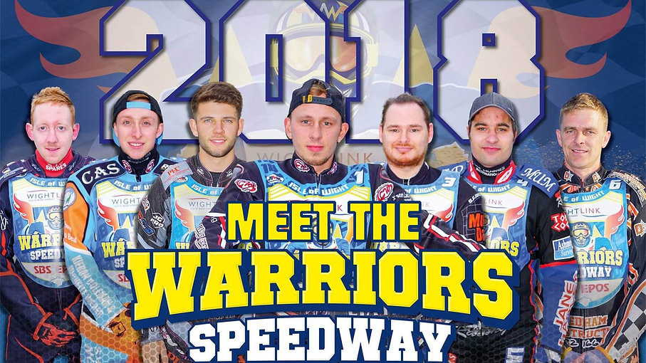 Meet The 2018 Isle of Wight Warriors