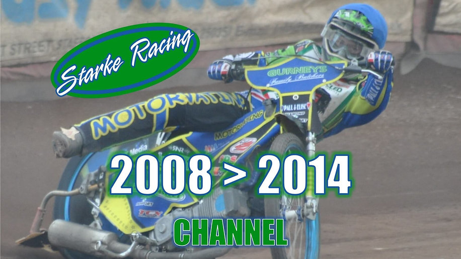 Paul Starke 2008 > 2014 Channel