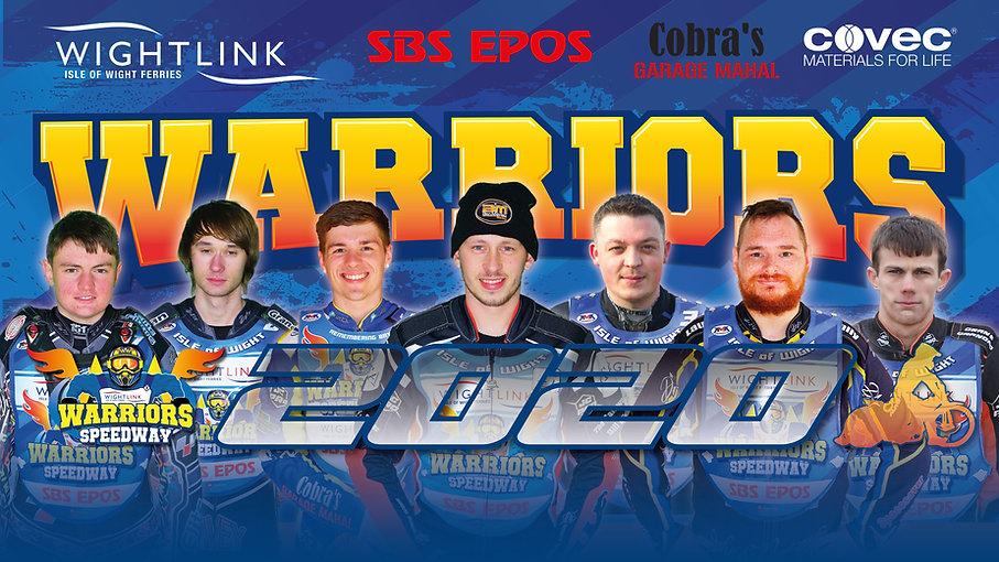 Isle of Wight Warriors 2020