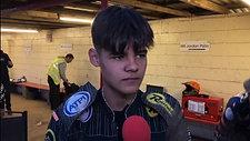 British U19 Final Post Match Interview : 21/09/2020