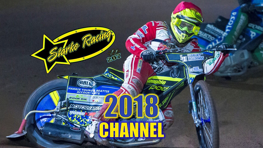 Paul Starke 2018 Channel