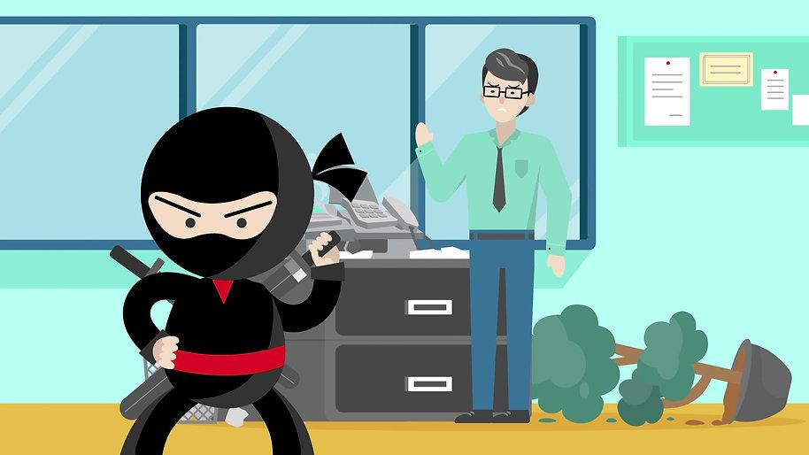 "eFax ""Ninja"""