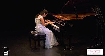 F.CHOPIN- Andante et Polonaise - Monica ZHANG - piano
