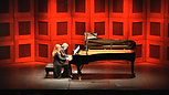 Concert du Midi au Bozart Bruxelles - Duo Scaramouche - 1