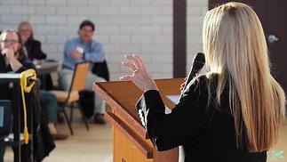 OTS Speech & Book Event W/Cindy Koebele