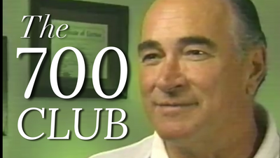1989 & 2001 - 700 Club Interviews