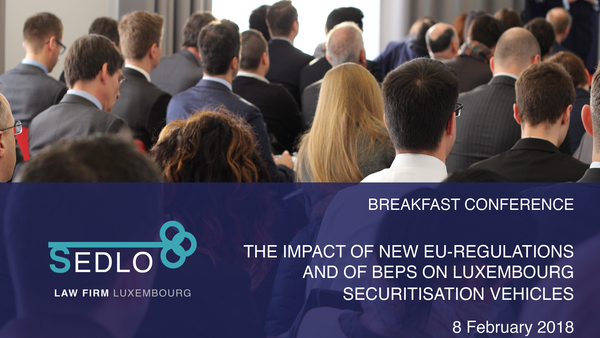 Breakfast Conference on Securitisation