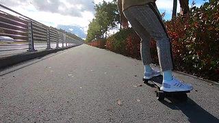 Formula Xs - Elektrisk Skateboard