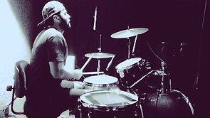 Drum Solo at 40 BPM