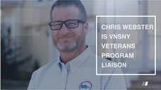 2020 Veteran Chris Webster