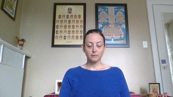 Sep 20 - Oct 3: Overcoming Self-Cherishing